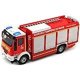 Bburago Maisto France 32052 Camion de Pompiers Iveco Magirus RW  - Echelle 1/55