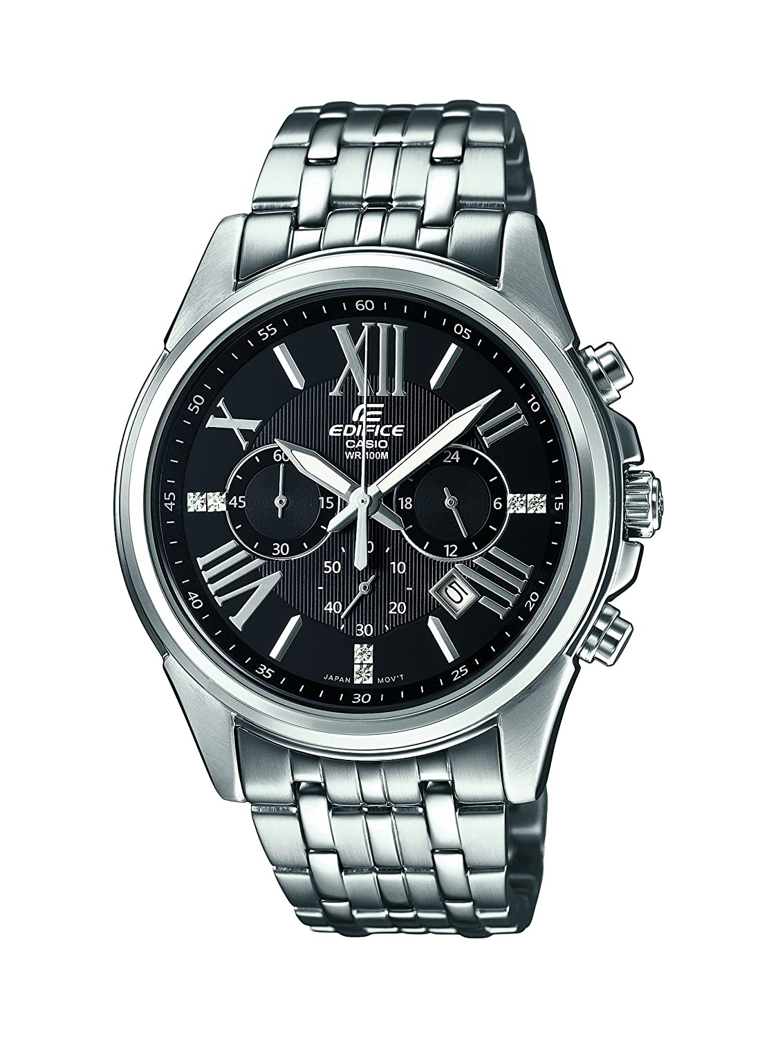 Casio Edifice Chronograph Watch Efr538d1avuef In Jewellery Efr 538d 1av Zegarek 1avuef Mski Kwarcowy Wskazwkowy