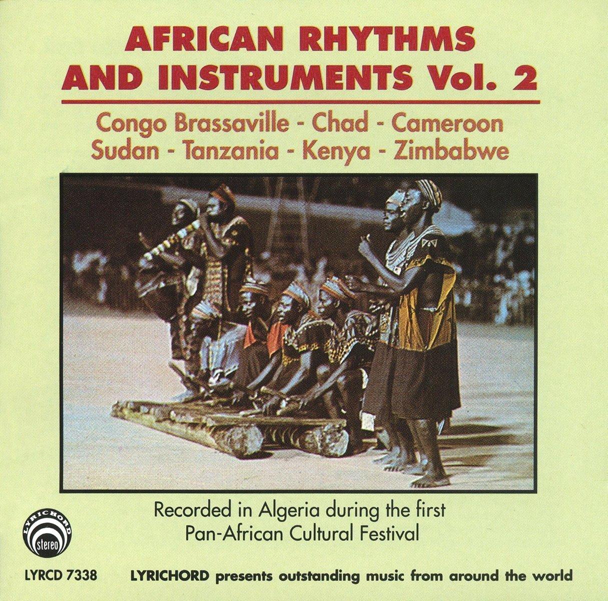 African Rhythms & Instruments, Vol. 2