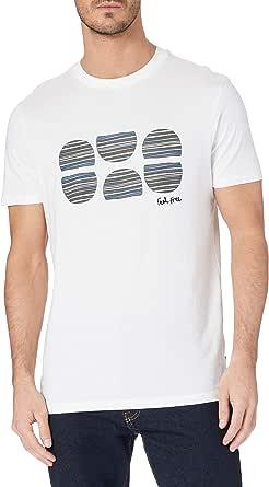Springfield Camiseta Regular Feel Free Hombre