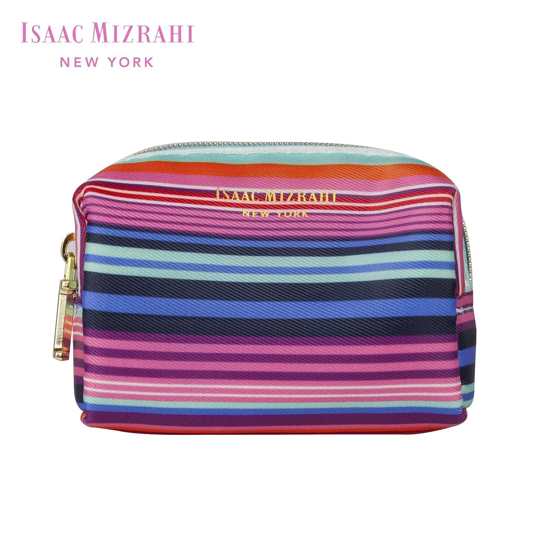 Amazoncom Isaac Mizrahi Fashion Printed Pill and Vitamin Zippered