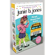Junie B. Jones's First Boxed Set Ever! (Books 1-4)