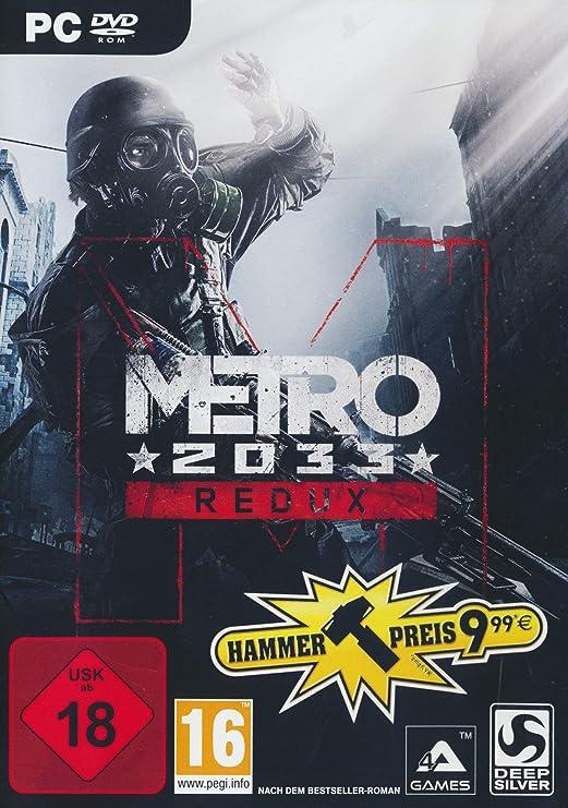 Metro: 2033 Redux (Hammerpreis) [Importación Alemana]: Amazon.es: Videojuegos