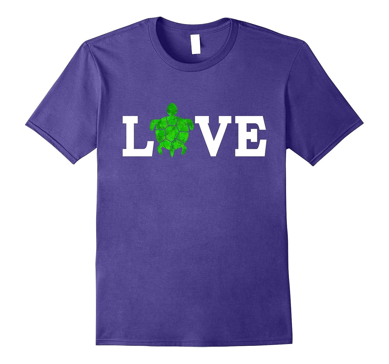 Love Turtles Shirt Green Turtle Cute Trending Popular Tee