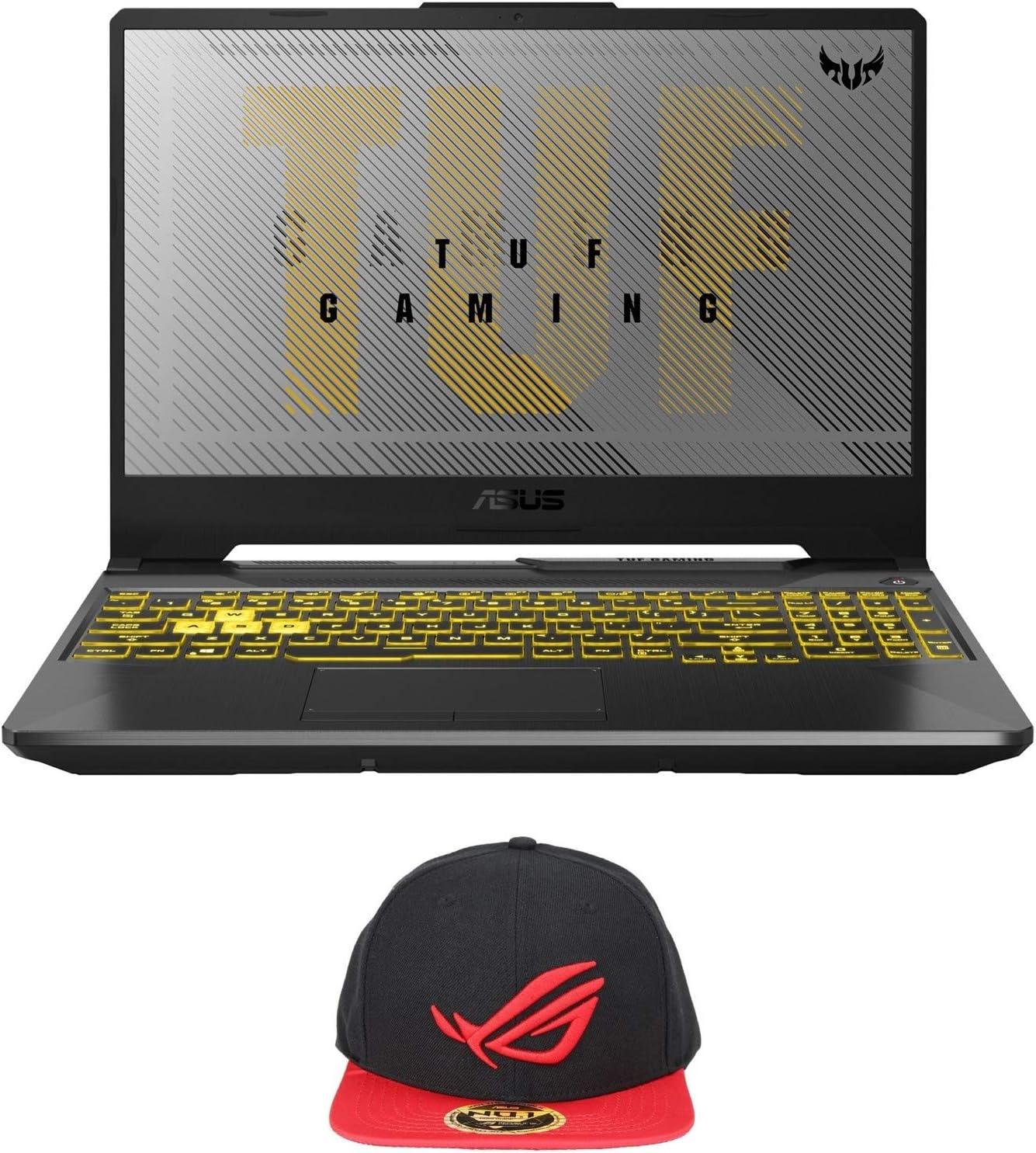 "ASUS TUF Gaming A15 TUF506IH (AMD Ryzen 5 4600H, 8GB RAM, 512GB NVMe SSD, GTX 1650 4GB, 15.6"" Full HD, Windows 10) Gaming Notebook"