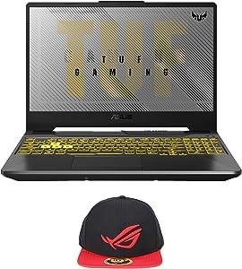 """ASUS TUF Gaming A15 TUF506IH (AMD Ryzen 5 4600H, 16GB RAM, 512GB NVMe SSD + 1TB SSHD, GTX 1650 4GB, 15.6"""" Full HD, Windows 10) Gaming Notebook"""