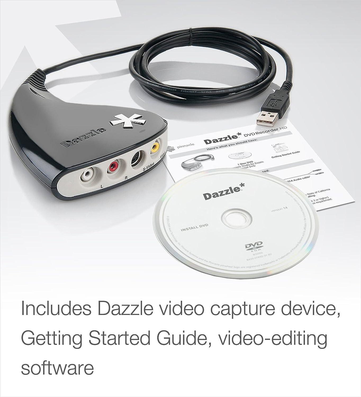 dazzle dvc 100 drivers mac