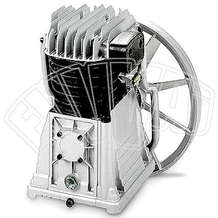 Grupo de bombeo compresor, 514 L/min - Aire probado 2 cilindros, 2