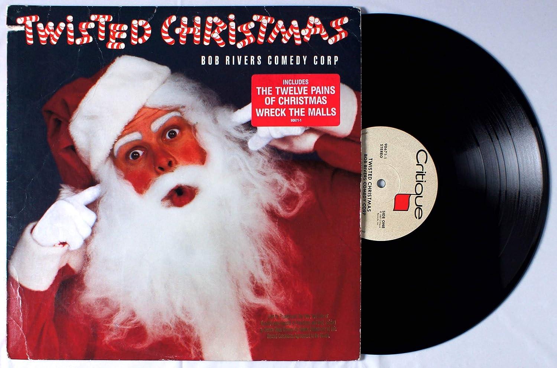 bob rivers comedy corp twisted christmas amazoncom music