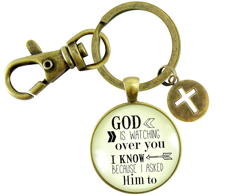 faith key ring for women and men