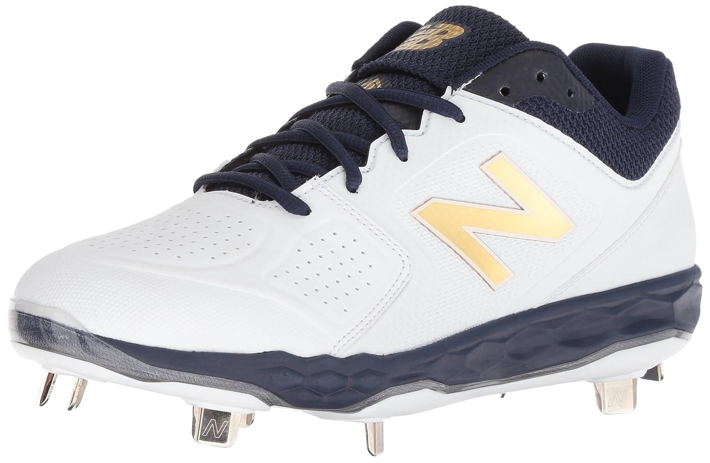 New Balance レディース B075R7FK81 13 D US|ネイビー/ホワイト ネイビー/ホワイト 13 D US