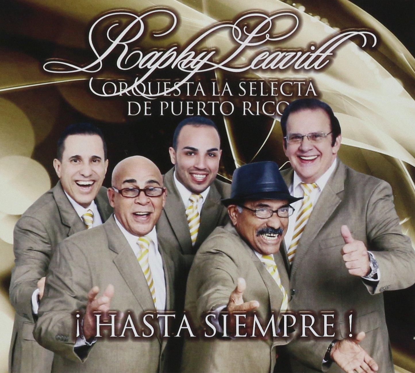 CD : Raphy Leavitt Orquesta La Selecta De Puerto Rico -...