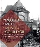 Des musées de Metz au musée de la cour d'or : Histoire des collections, reflets d'un territoire