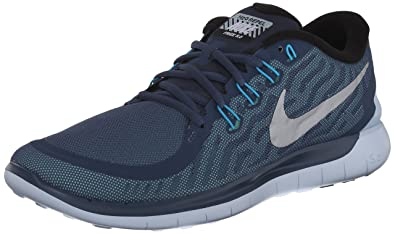 finest selection 1729f 9bb11 NIKE Mens Free 5.0+ Running Shoes - Size  12, Blue red