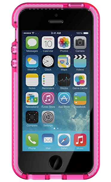 custodia evo mesh di tech21 per iphone 5/5s