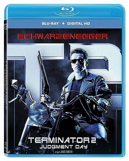 Amazon Com Terminator 2 Judgment Day Blu Ray Digital Hd Arnold Schwarzenegger Linda Hamilton Robert Patrick Edward Furlong Earl Boen James Cameron Movies Tv