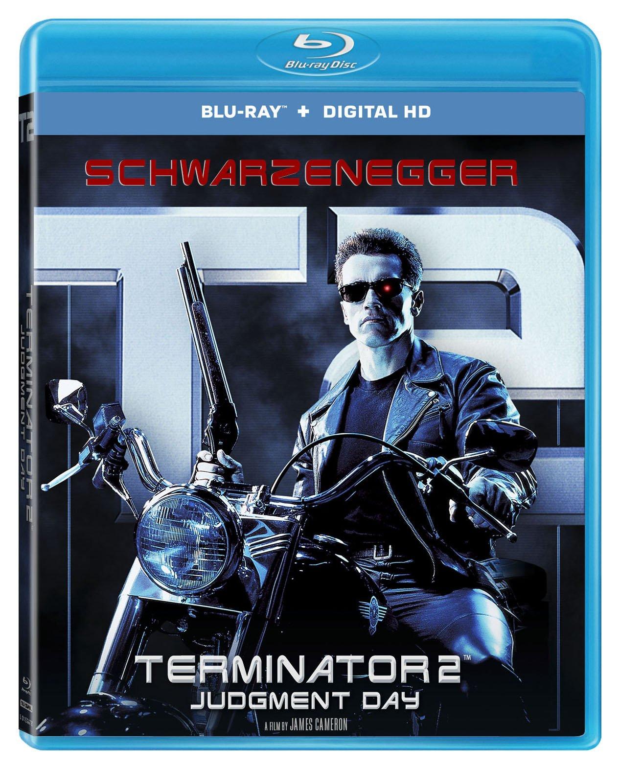 Blu-ray : Terminator 2: Judgment Day (Blu-ray)