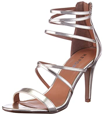 Report Women's Arlo Dress Sandal, Gold, ...