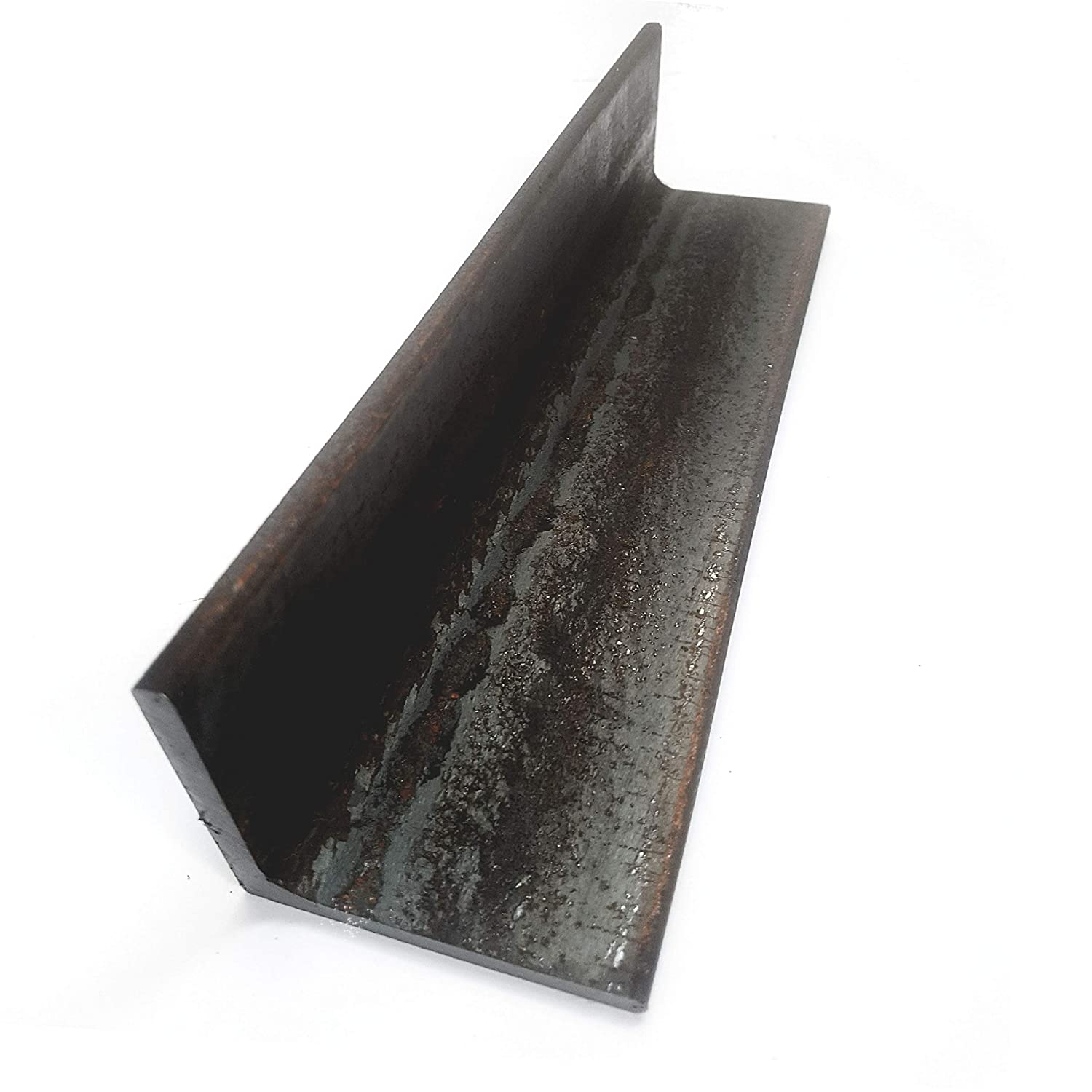 20 x 20 x 3mm - 400mm Mild Steel Angle Iron Plan Steel Section Lengths