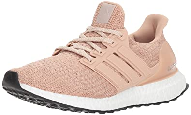 adidas Performance Women's Ultraboost w Road Running Shoe, Ash Pearl/Ash Pearl/Ash