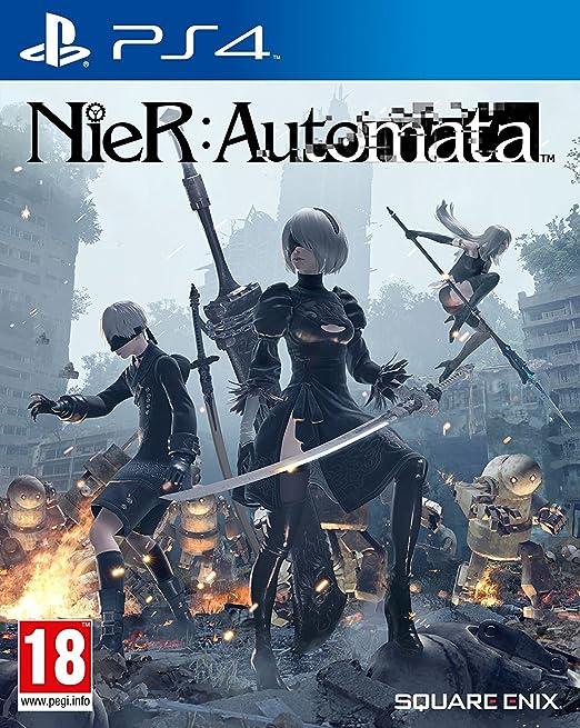3 opinioni per Nier Automata (PS4)