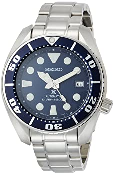 Seiko Divers Automatic Waterproof Watch