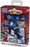 Mega Bloks Power Rangers Blue Pocket Racer