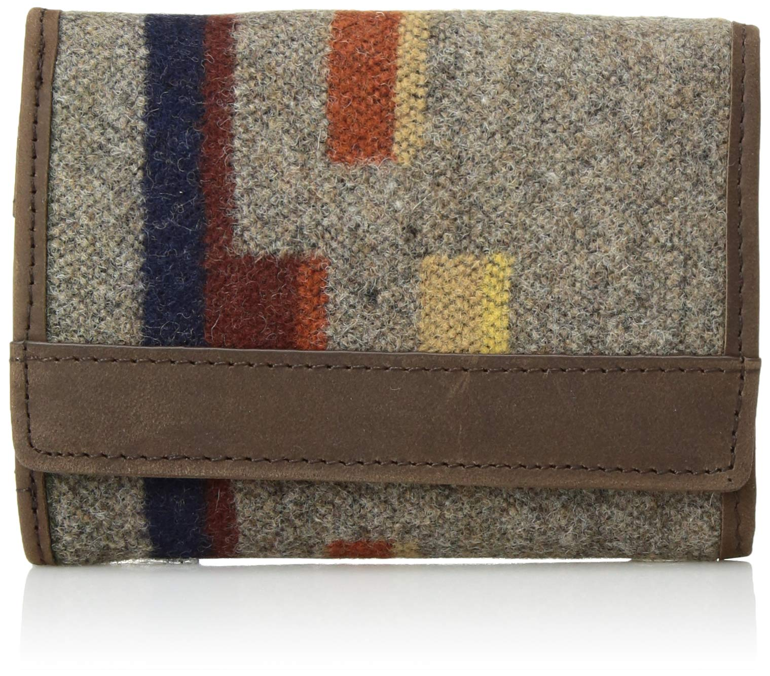 Pendleton Men's Trifold Wallet, Painted Hills, One Size