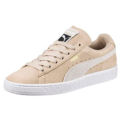 Puma Classic Sneakers with Leather and Suede Gr. UK 6 KLPCVq