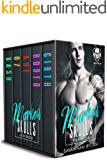 Marked Skulls MC Series: Books 1-5
