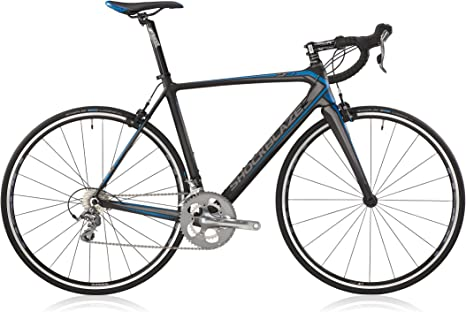 shockblaze bk14sb2231 S5 Pro Tiagra bicicleta de carretera, Negro: Amazon.es: Deportes y aire libre