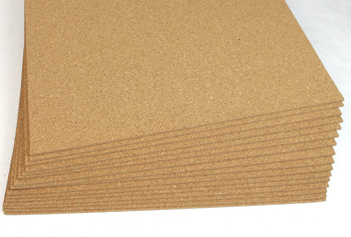 Ccoustic Underlay - Forna 6mm Cork Underlayment - 150 Sq.ft per box