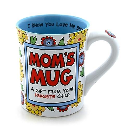 Our Name Is Mud 4026928 Onimd Mug I Love You Mom Multi Color