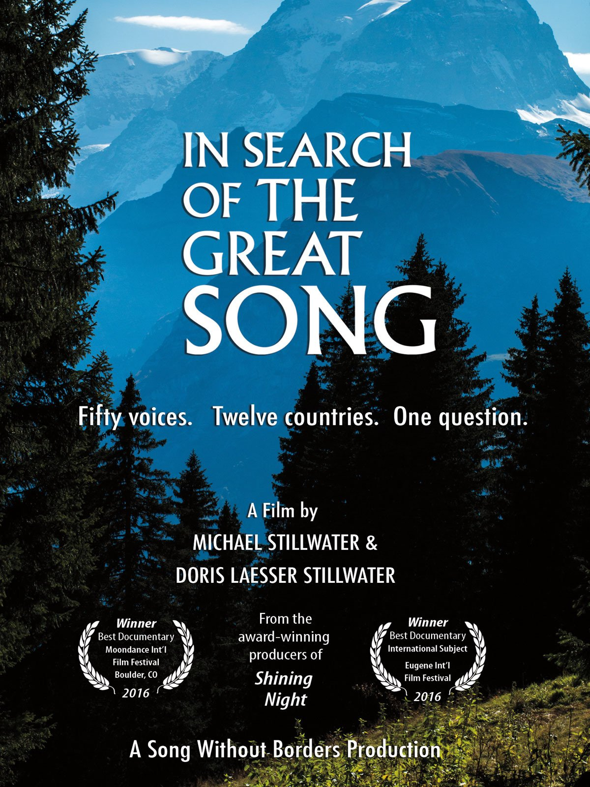In Search of The Great Song