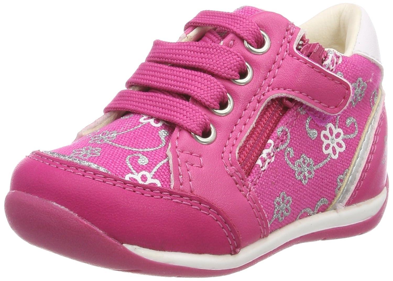 Geox B Each C, Sneakers Basses bébé Fille B820AC0AW54