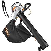 VonHaus Multi-Functional Leaf Blower | 3000W Garden Vacuum