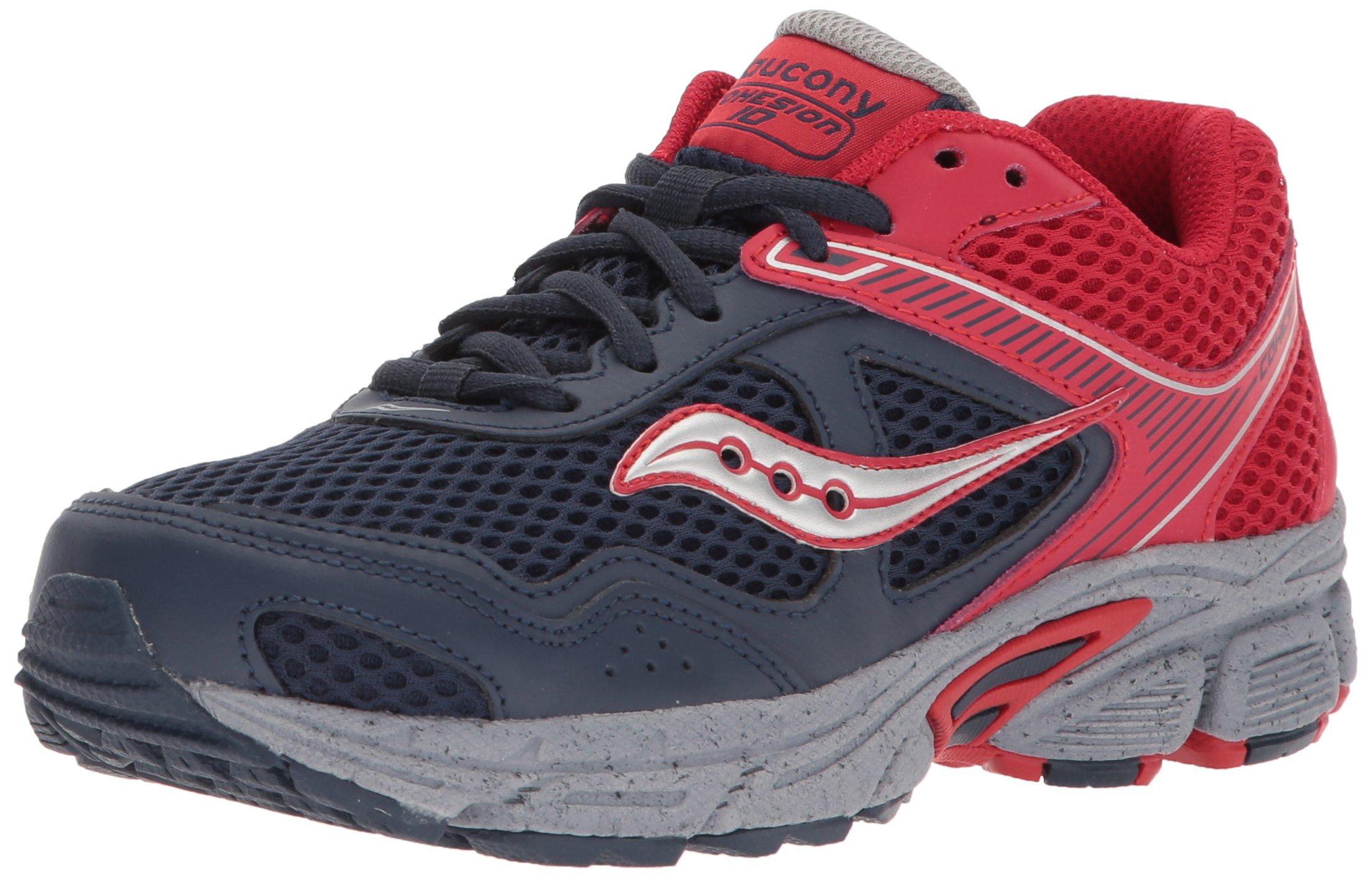 f960715160b1 Galleon - Saucony Boys  Cohesion 10 LTT Sneaker