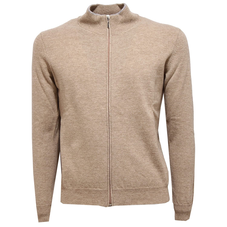 Altea 9992U Maglione Cardigan Zip Lana Uomo Sweater Men