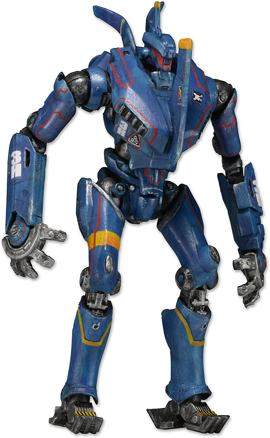 "NECA Pacific Rim Series 5 Romeo Blue 7"" Deluxe Action Figure"