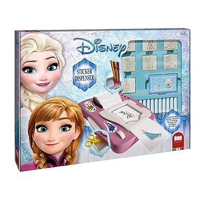 Disney Frozen - CREA Tus Pegatinas (Multiprint 8883): Juguetes y juegos