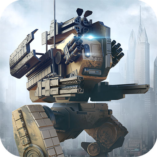 World Future Stars - WWR: World of Warfare Robots