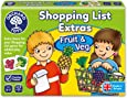 Orchard Toys - Shopping List Booster - Fruit & Veg