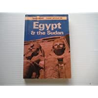 Lonely Planet Egypt & The Sudan Tsk *2nd