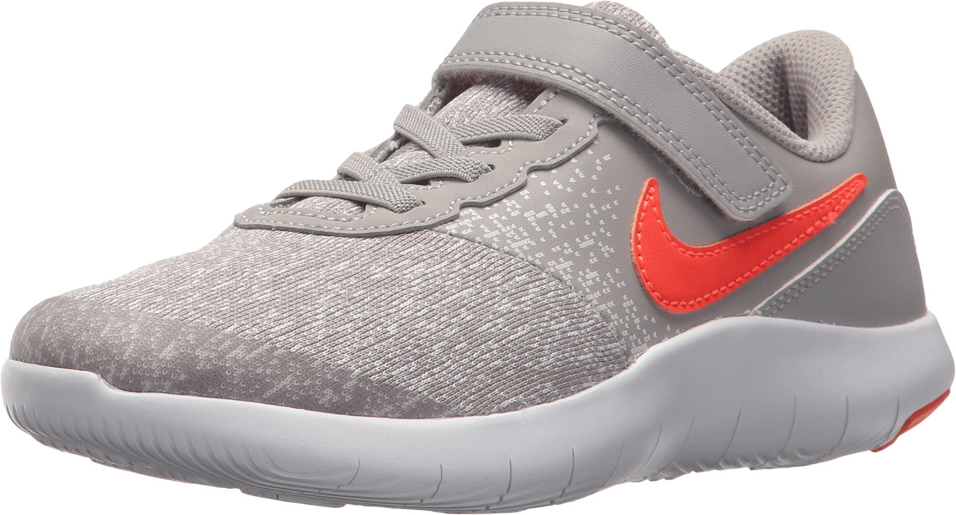 Nike Toddler/Youth Boys Flex Contact Sneakers (1 Infant, Atmsgy/Ttlcms)