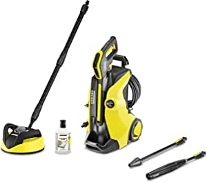 Kärcher K 5 FULL CONTROL HOME - high-pressure cleaners (Electric, Black, Yellow)