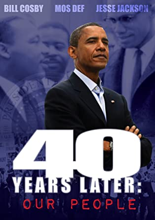 DVD cover for 40 years later.