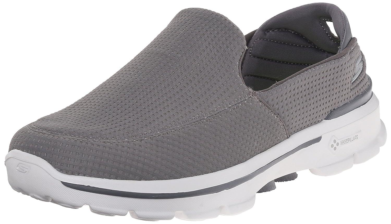 Skechers Performance Men's Go Walk 3 Unfold Walking Shoe 9 D(M) US|Gray