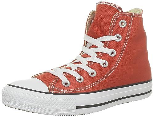 Sneaker CONVERSE CTAS HI Color Rosso