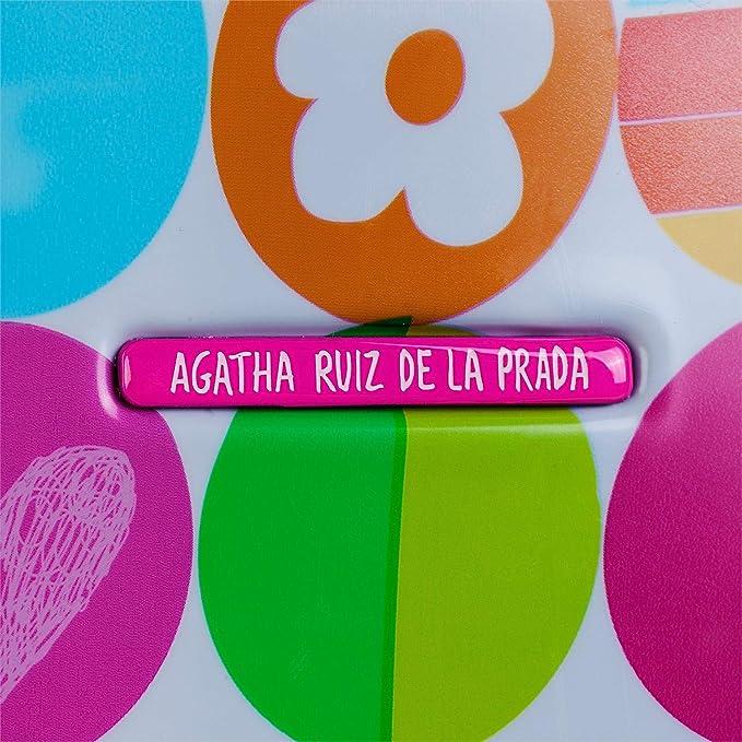238c8a26b16 AGATHA RUIZ DE LA PRADA - 56300 Set of 2 Trolley suitcases