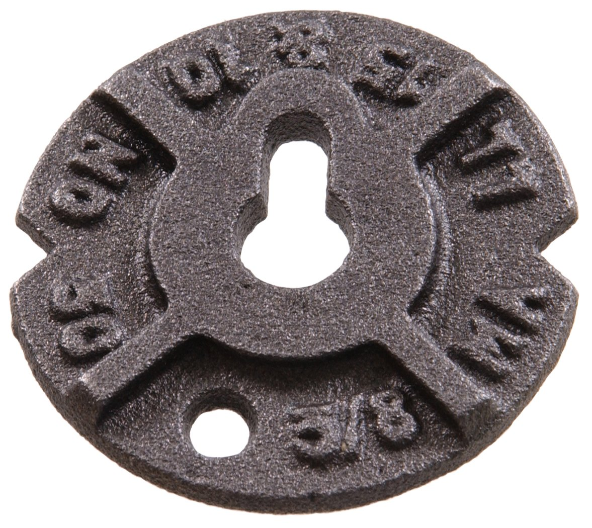 The Hillman Group 290136 5/8-Inch Malleable Washer, 5-Pound-Pack